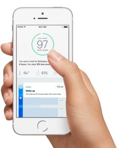 Sense Schlafmonitor App