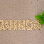 Quinoa Word With Basil