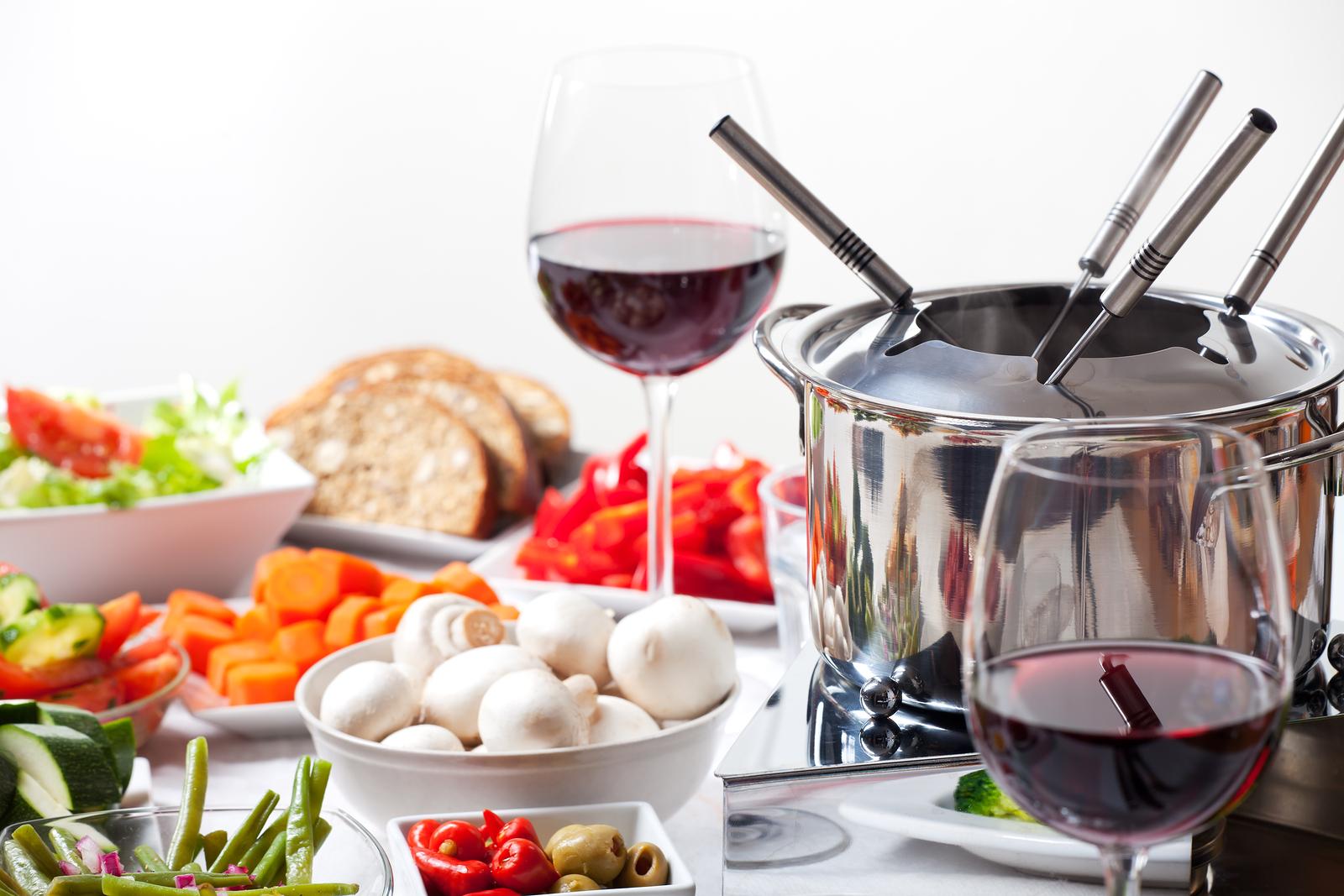 fondue chinoise ohne reue geniessen gesundleben. Black Bedroom Furniture Sets. Home Design Ideas